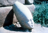 Tanis--Remains of  a Pharaoh's Head
