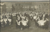 Photograph of National Academy of Design banquet