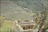 [Machu Picchu, Terraced Hillside]