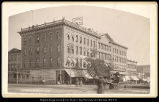 Groesbeck Block, Salt Lake, C.R. Savage, Photo