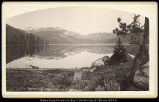 Donner Lake - C.P.R.R. C.R. Savage, Photo.