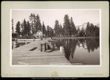 Hotel and Cottages, Tallac, Lake Tahoe, Cal.  C.R. Savage, Salt Lake.