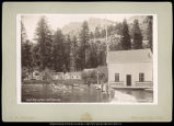 Kirby's, Emerald Bay, Lake Tahoe, Cal C.R. Savage  Salt Lake.
