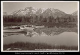 Mt. Tallac from meadows near Hotel, Tallac, Cal.  C.R. Savage, Salt Lake.