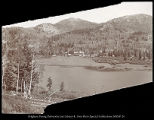 Silver Lake and Brighton's, head of Big Cottonwood C.R. Savage Photo.