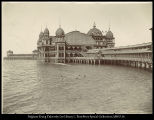 Saltair, Gt. Salt Lake, North Front, C.R. Savage.