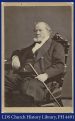 [Brigham Young with cane]