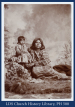 [Ute Indian women and child]