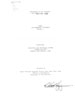 Final Environmental Statement : authorized Bonneville Unit, Central Utah Project, Utah, Volume I