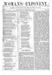 The Woman's Exponent 1885-07-15 vol. 14 no. 4