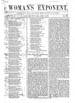 The Woman's Exponent 1886-04-01 vol. 14 no. 21