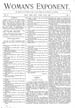 The Woman's Exponent 1896-07-01 vol. 25 no. 2