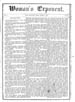 The Woman's Exponent 1873-03-01 vol. 1 no. 19