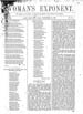 The Woman's Exponent 1886-11-15 vol. 15 no. 12