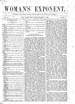 The Woman's Exponent 1888-10-15 vol. 17 no. 10