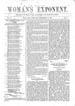 The Woman's Exponent 1885-09-15 vol. 14 no. 8