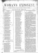 The Woman's Exponent 1887-08-15 vol. 16 no. 6