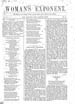 The Woman's Exponent 1890-01-15 vol. 18 no. 16
