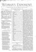 The Woman's Exponent 1892-07-01 vol. 21 no. 1