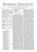 The Woman's Exponent 1893-01-15 vol. 21 no. 14