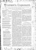 The Woman's Exponent 1902-09-01 and 1902-09-15  vol. 31 no. 7-8