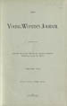 The Young Woman's Journal Vol. 10 1899