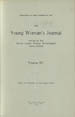 The Young Woman's Journal Vol. 15 1904