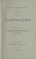 The Young Woman's Journal Vol. 17 1906