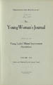 The Young Woman's Journal Vol. 16 1905
