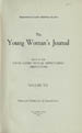 The Young Woman's Journal Vol. 20 1909