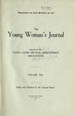 The Young Woman's Journal Vol. 19 1908