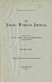 The Young Woman's Journal Vol. 27 1916