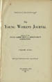 The Young Woman's Journal Vol. 32 1921