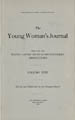 The Young Woman's Journal Vol. 24 1913