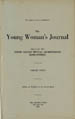 The Young Woman's Journal Vol. 36 1925