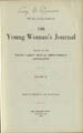 The Young Woman's Journal Vol. 40 1929