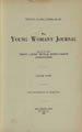 The Young Woman's Journal Vol. 34 1923