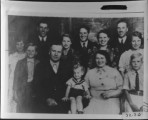 Milford and Lucy Kunz family.
