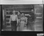 Henry Abell, Margaret Breckenridge, Betty Abell, David Breckenridge.