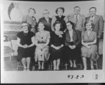 Driggs Elementary Faculty, 1953....