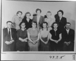 Driggs Elementary Faculty, 1951....