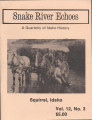 1983 C Snake River Echoes Vol 12 No 03