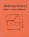 1992 A Snake River Echoes Vol 21 No 01