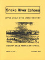 1992 B Snake River Echoes Vol 21 No 02