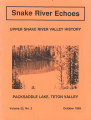 1993 B Snake River Echoes Vol 22 No 02