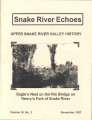 1997 B Snake River Echoes Vol 26 No 02