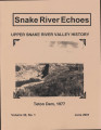 2001 A Snake River Echoes Vol 30 No 01