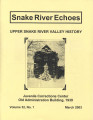 2003 A Snake River Echoes Vol 32 No 01