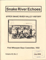 2006 B Snake River Echoes Vol 35 No 02