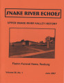 2007 A Snake River Echoes Vol 36 No 01